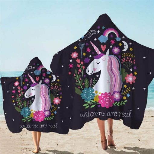 Unicorn Beach Towel Australia