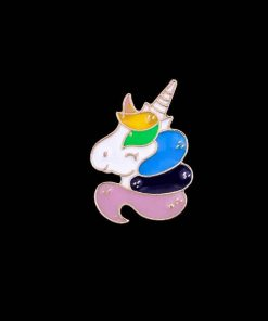 Unicorn Pins The Amazon Rainforest