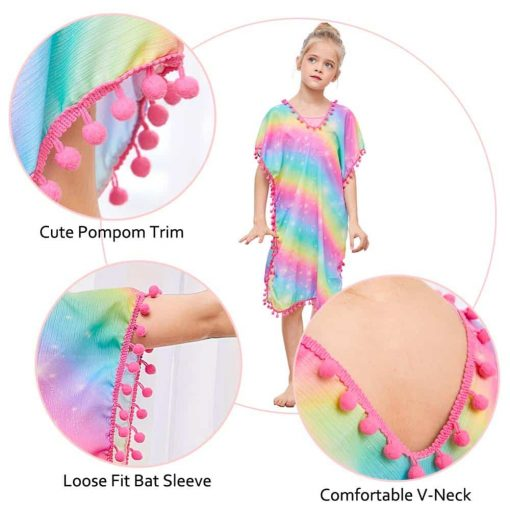 Unicorn Bathing Suit Cover Up