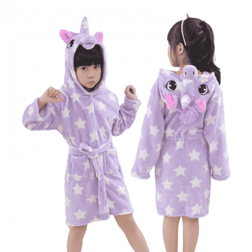 Unicorn Robe Doctor