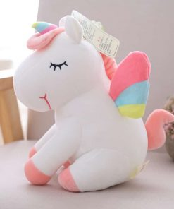 Unicorn Stuffed Animal For Baby