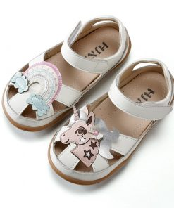 Unicorn Sandals Little Smart