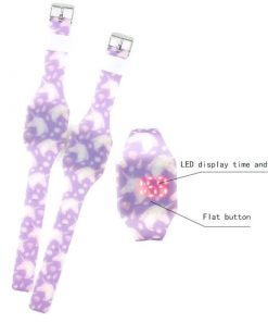 Unicorn Purple Led Watch