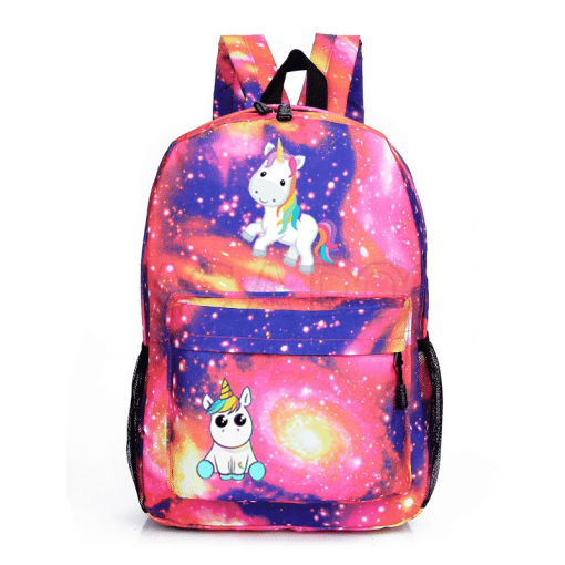 Unicorn Backpack Pink