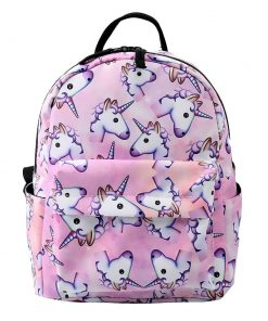 Unicorn Backpack Emoji