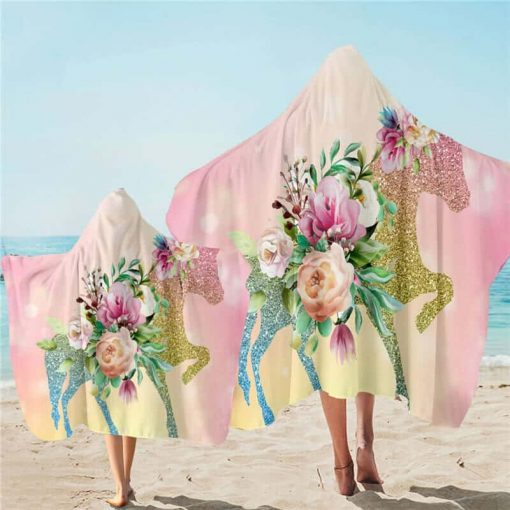 Unicorn Beach Towel Planet Walm