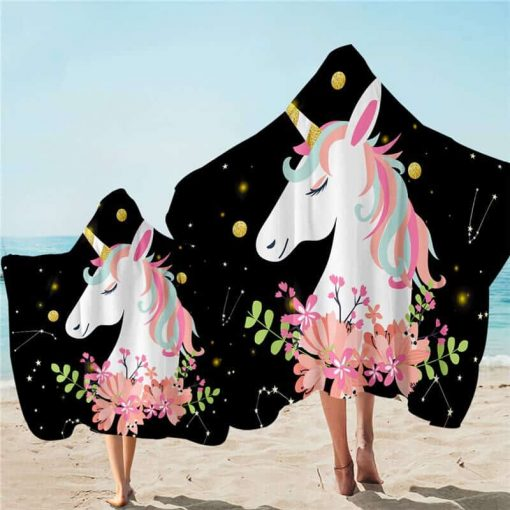 Unicorn Beach Towel Cheap