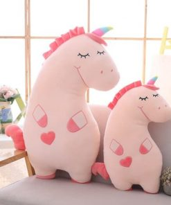 Unicorn Stuffed Animal Mom And Baby