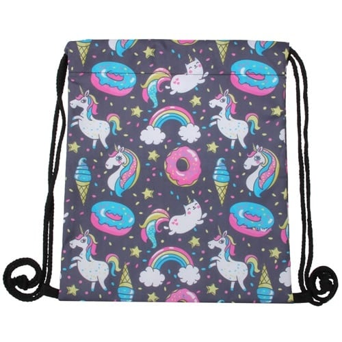 Unicorn Backpack Donut