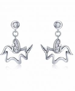 Unicorn Earrings Australia