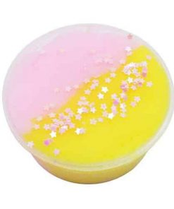 Unicorn Slime Yellow