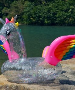 Unicorn Float With Wings