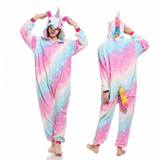 Unicorn Pajamas Planet Kols