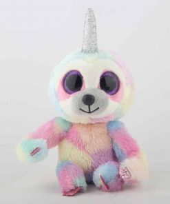 Unicorn Stuffed Animal Sloth