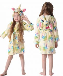 Unicorn Robe Child