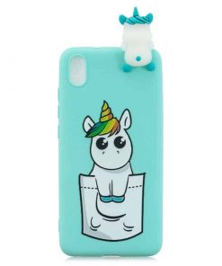 Unicorn Iphone Case 3d