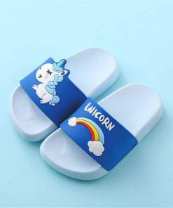 Unicorn Sandals Lucu