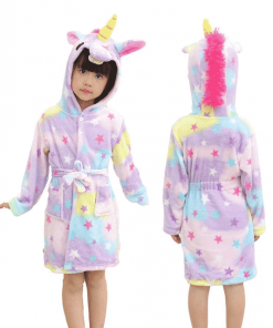 Unicorn Robe Cat And Jack