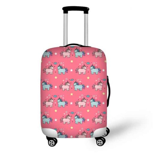 Unicorn Suitcase Lightweight