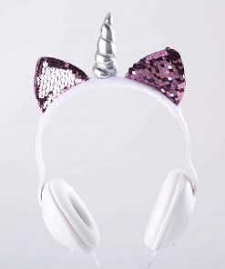 Unicorn Headphone Animal