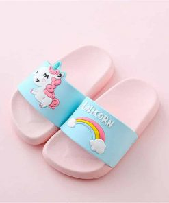 Unicorn Sandals Anak