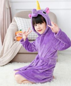 Unicorn Robe Dress