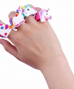 Unicorn Ring Silicone