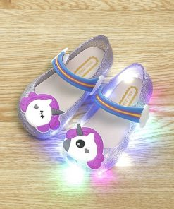 Unicorn Sandals Light Up