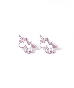 Unicorn Earrings Post