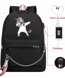 Unicorn Backpack Laptop