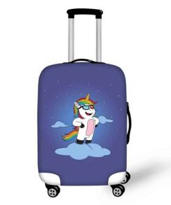 Unicorn Suitcase Constellation