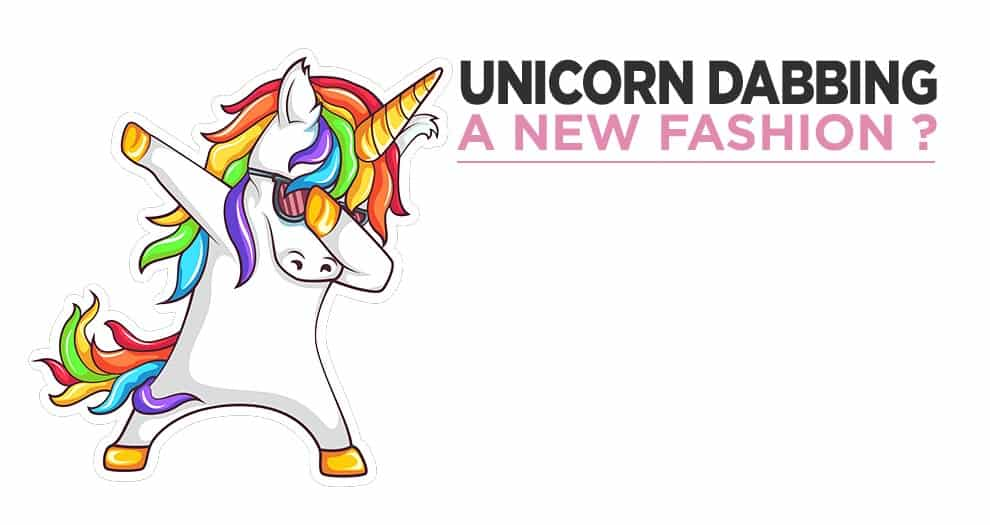 The Unicorn Dab : How Did This Magical Phenomenon Come About ?