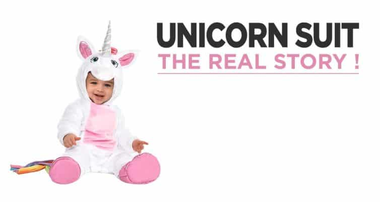 The Story Of The Unicorn Suit : Where Did It Come From ?