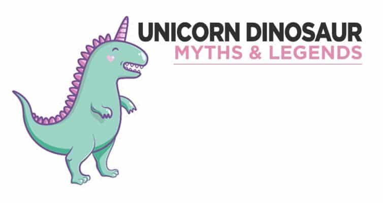 All About The Dinosaur Unicorn