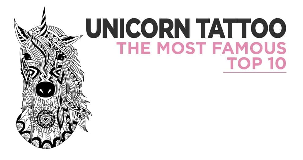 Top 10 Unicorn Tattoos