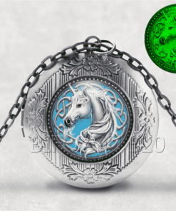 Unicorn Magical Necklace Locket