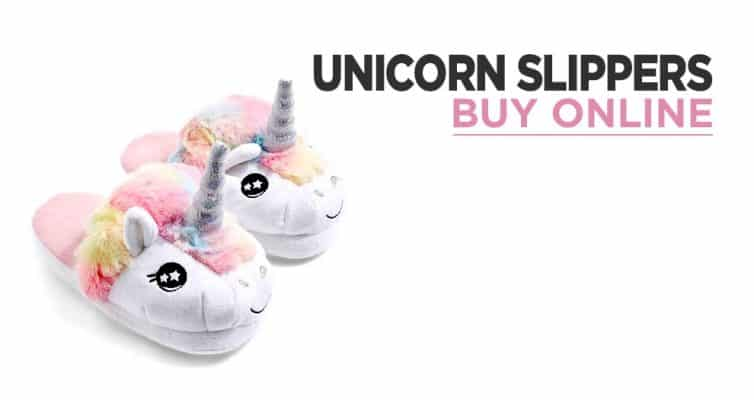 Where Can I Find Cheap Unicorn Slippers ?