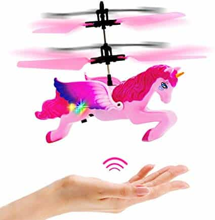 Flying Unicorn Toy