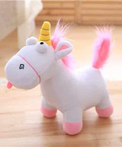 Giant Stuffed Unicorn Toy