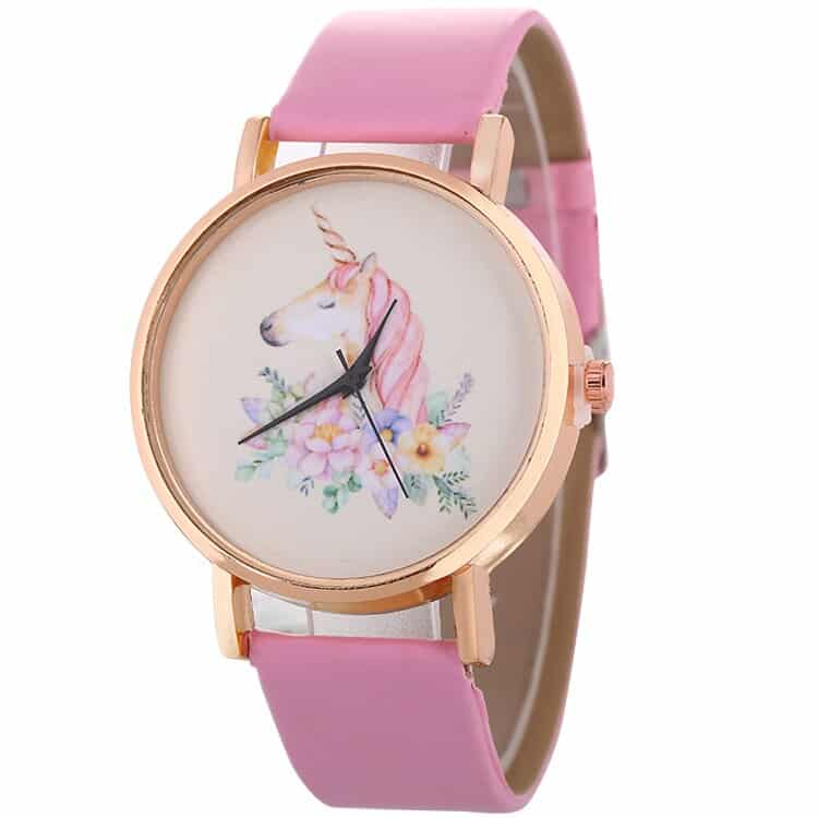 Gold Unicorn Watches For Women
