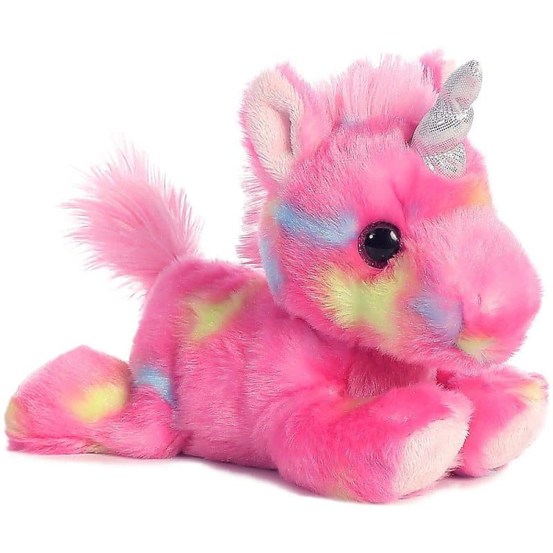 Pink Unicorn Plush