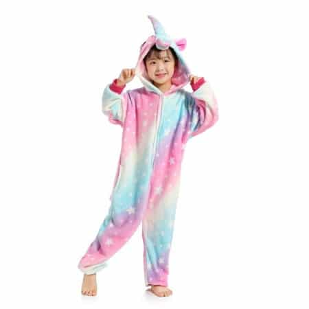 Rainbow Unicorn Pajamas