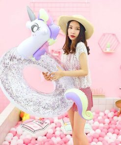 Unicorn Float Inflatable