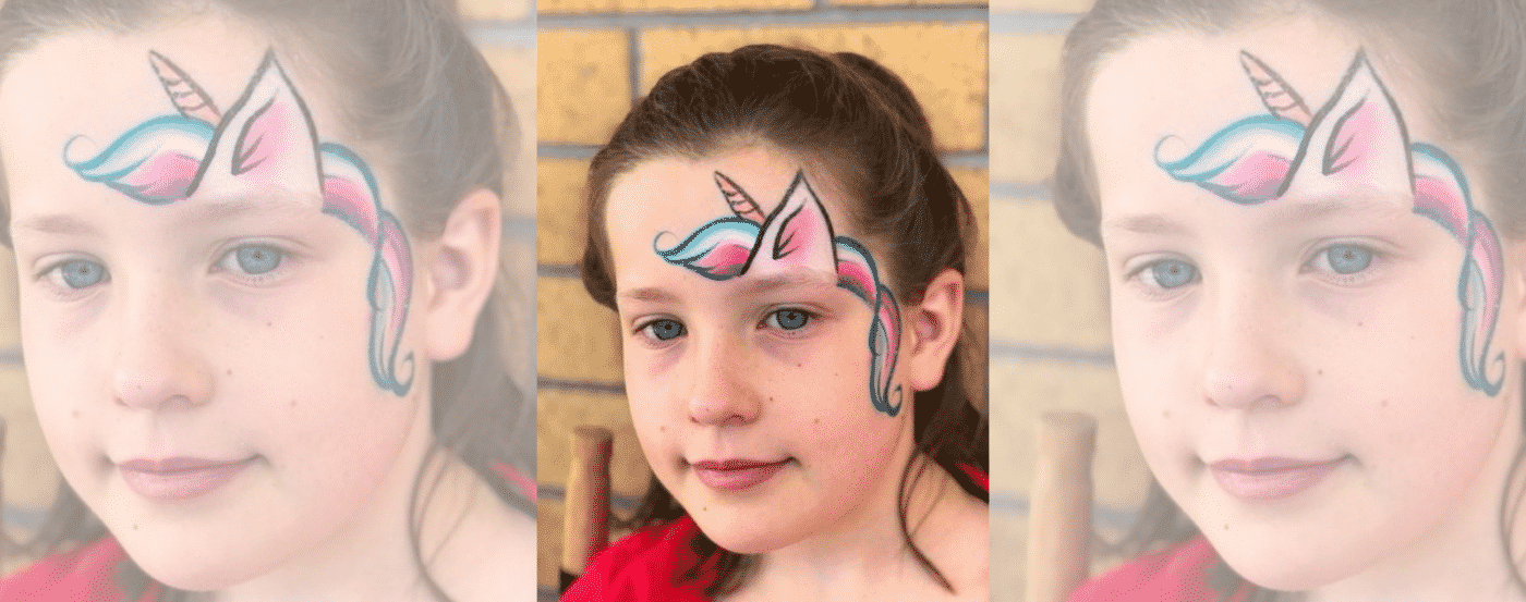 Unicorn Make Up For Girl Kid