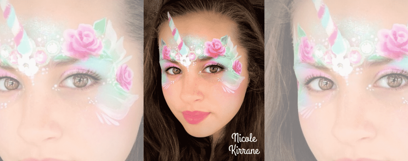 Unicorn Make Up Multi Color