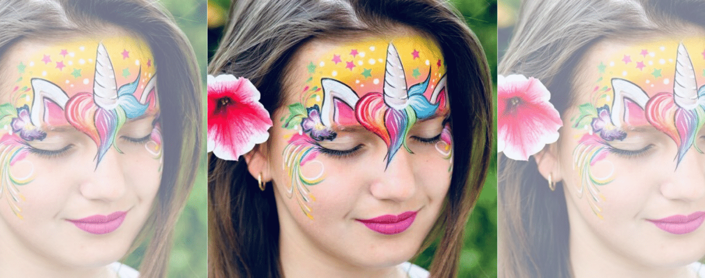Unicorn Make Up Women
