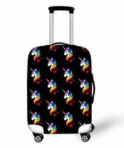 Unicorn Suitcase Adults