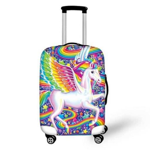 Unicorn Suitcase Type Unknown