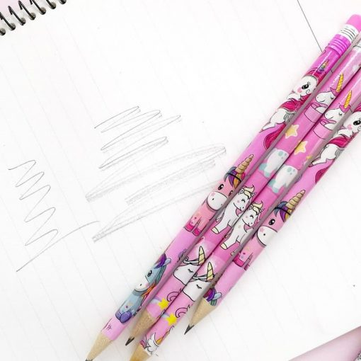 Unicorn Pencil Cute