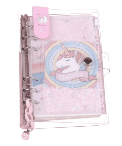 Unicorn Notebook Pink